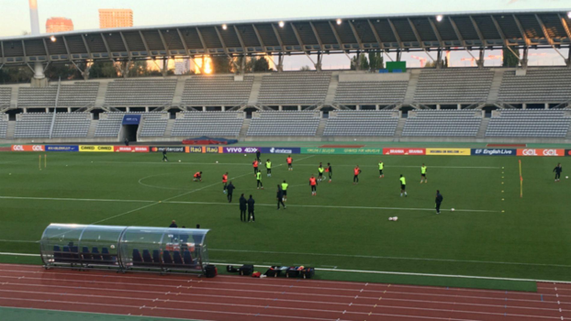 Seleção treina em Paris sem Philippe Coutinho, que deve ficar fora de amistoso