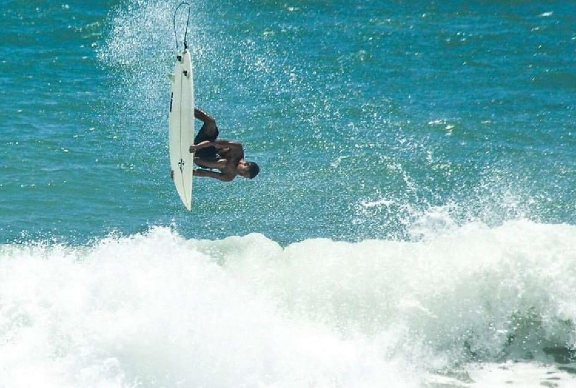 Título do Circuito Estadual Amador de Surf pode ser definido em Morro de São Paulo