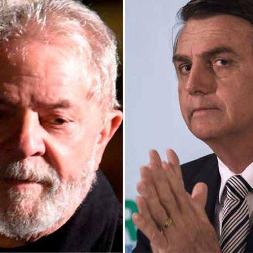 TSE julga hoje Lula e Bolsonaro por antecipar campanha eleitoral