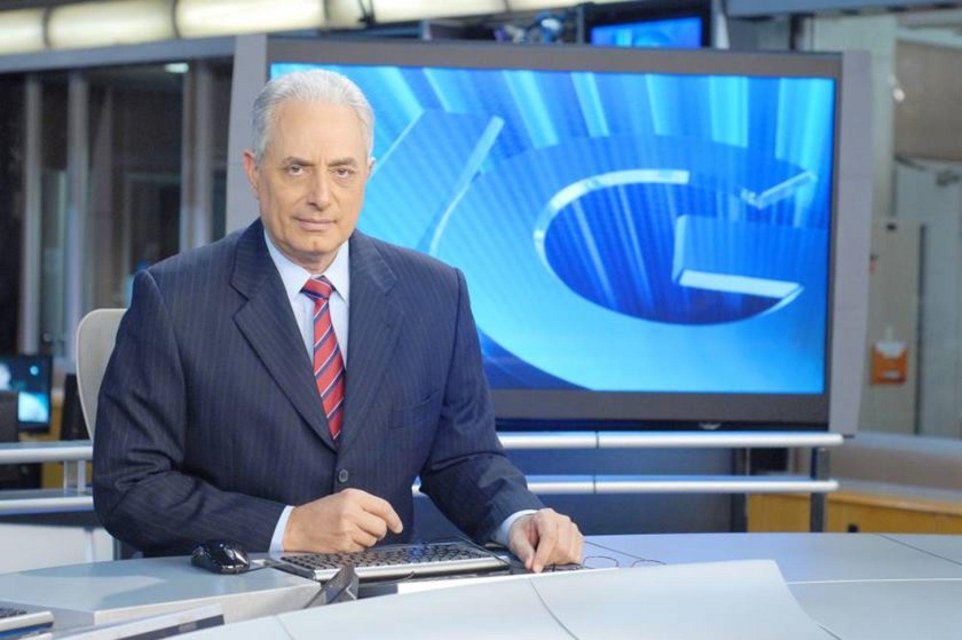 TV Globo afasta William Waack após acusação de racismo