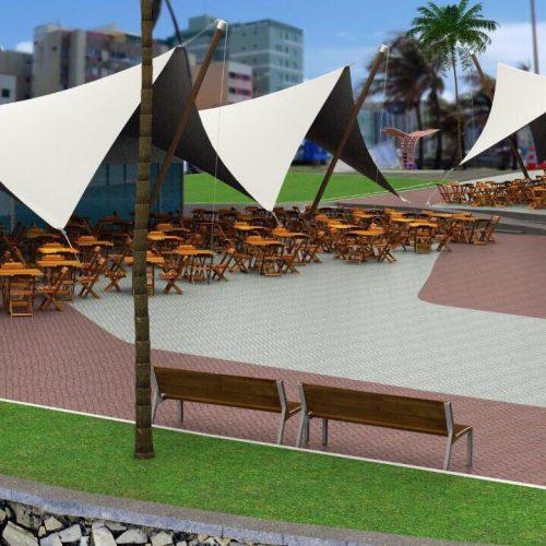 Vila Jardim dos Namorados terá área de eventos e vai gerar 220 empregos diretos