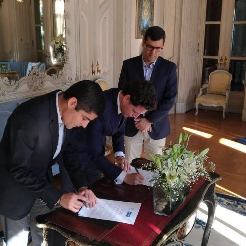 ACM Neto assina carta de cooperação com associação internacional para valorização do Centro Histórico