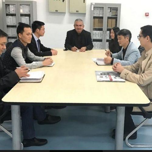 Angelo Coronel visita a China e corre atrás de novos investimento para Bahia