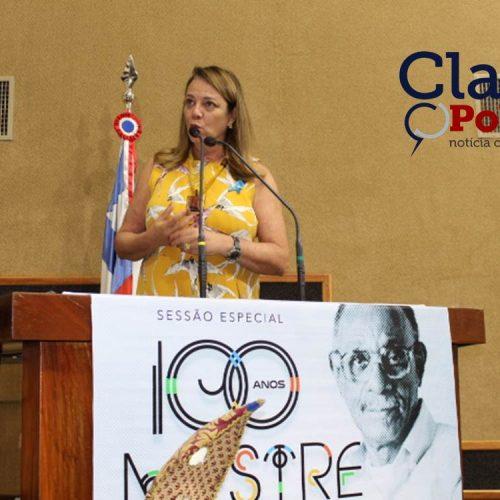 Assembléia Legislativa da Bahia homenageia mestre Didi; assista