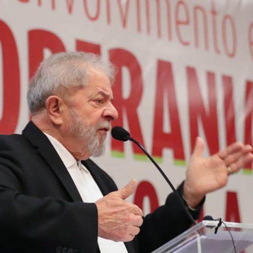 """""""Povo não tem que pagar Imposto de Renda sobre salário"""", diz Lula"""