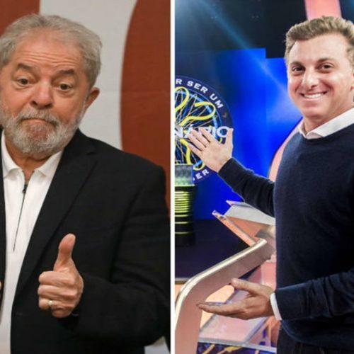"""Lula quer disputa presidencial com quem tem """"logotipo da Globo na testa"""""""