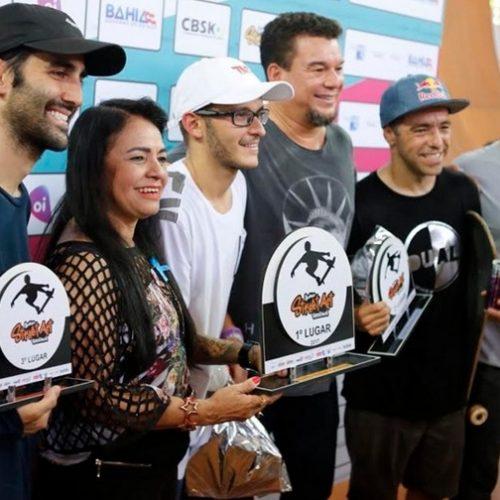 Moema anuncia mais uma pista de skate em Lauro de Freitas