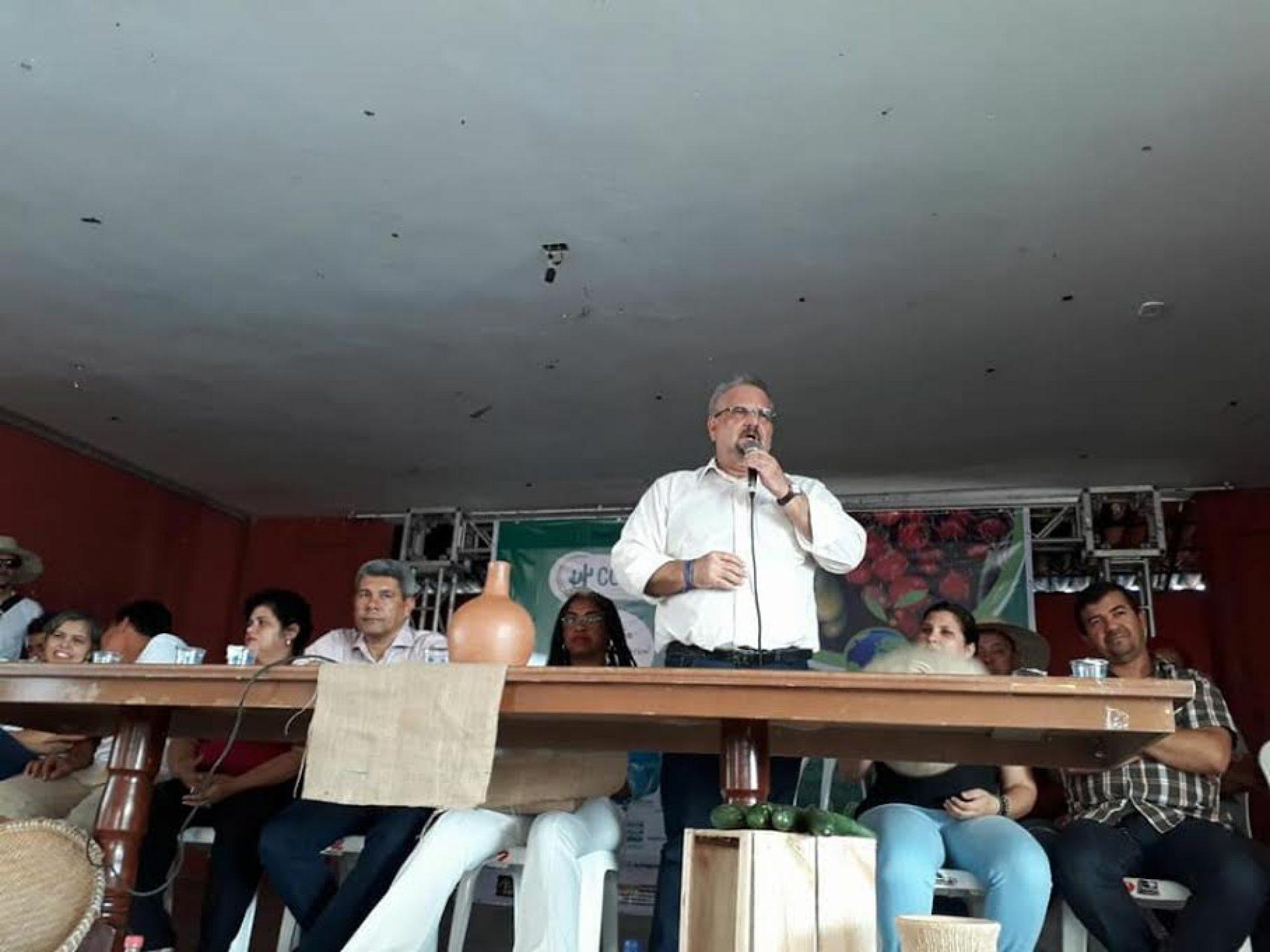 """""""População do extremo sul rejeita Temer e seus aliados golpistas"""", afirma Galo"""
