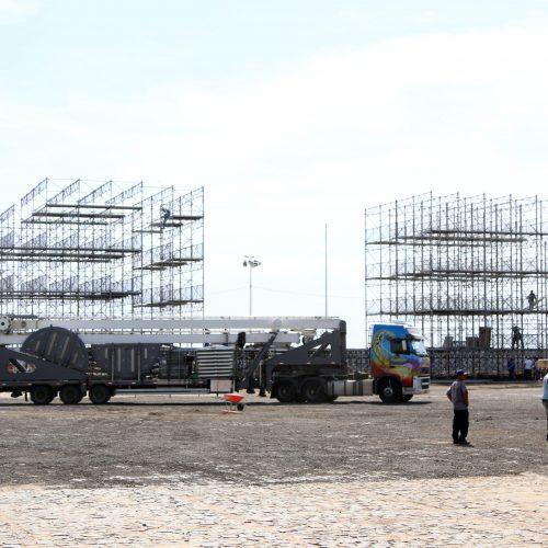 Festival Virada Salvador 2018 terá 1500 vagas de estacionamento