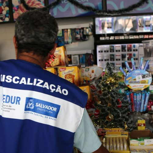 Salvador: Prefeitura notifica 86 estabelecimentos próximos ao local do Réveillon
