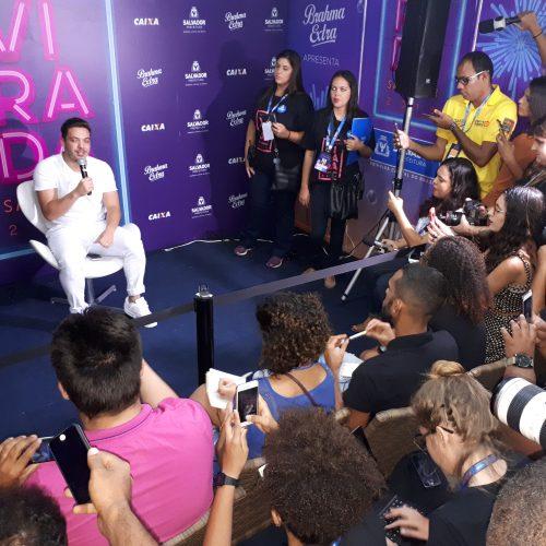 ASSISTA: Wesley Safadão sacode público no Festival Virada