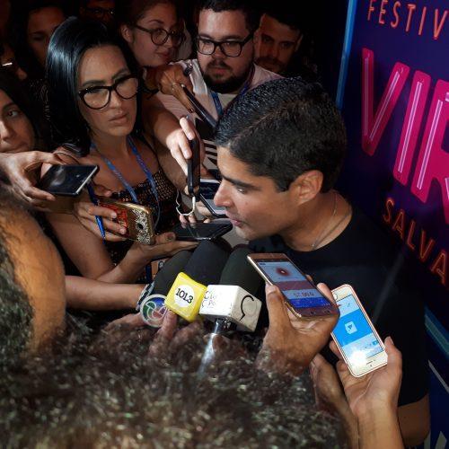 """""""Não peço para derrotar ninguém em 2018"""", diz Neto"""
