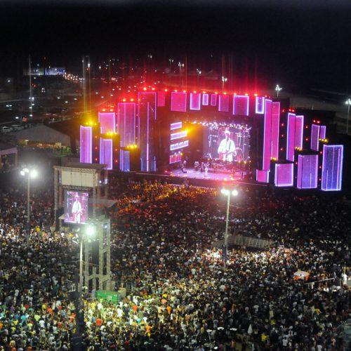 Confira seis motivos para não perder o Festival Virada Salvador nesta sexta