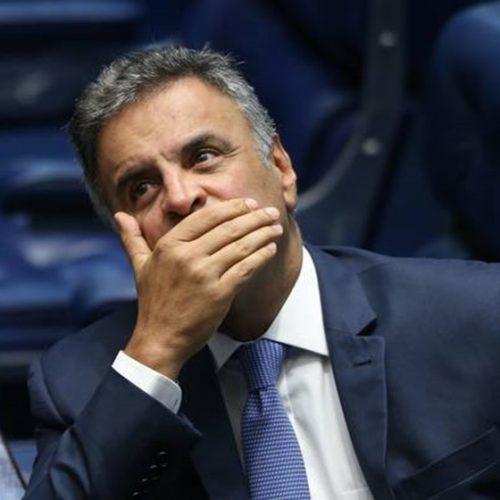 Dodge denuncia Aécio Neves ao STF por corrupção e obstrução da Justiça