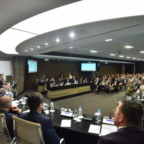 ACM Neto apresenta resultados e novidades do Salvador 360 em São Paulo