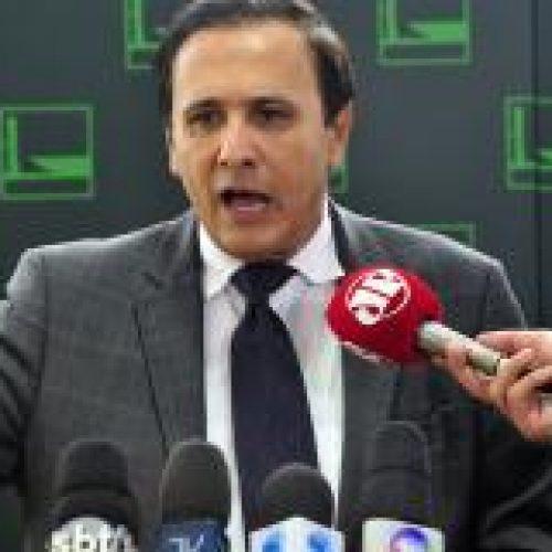 Agentes da PF deixam a Câmara, e deputado Gaguim refuta acusações