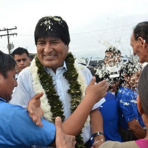 Após dois adiamentos, Michel Temer recebe Evo Morales em Brasília