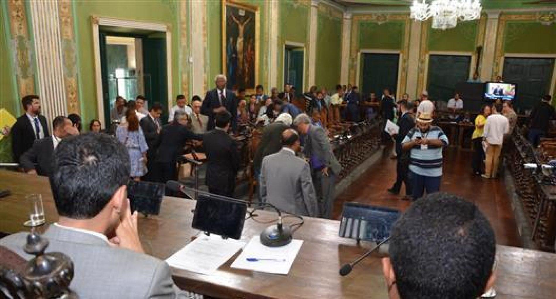 Salvador: Câmara aprova correção ao nome da Avenida Paralela