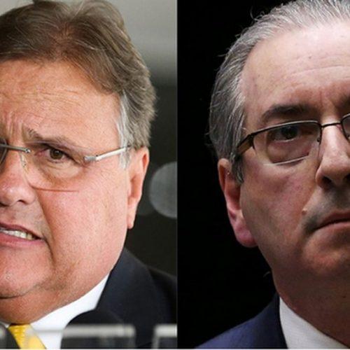 Moraes vota para tirar de Moro investigações contra Cunha e Geddel