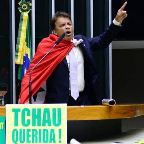 Deputado da tatuagem é cassado pela Justiça Eleitoral do Pará