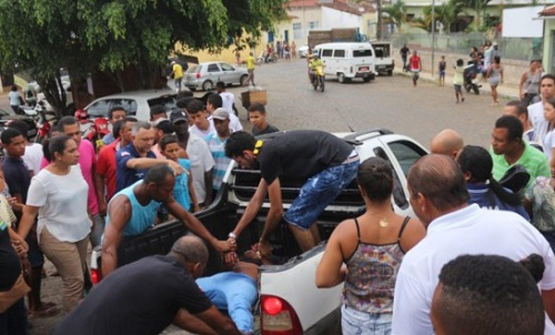 Ex-presidiário é executado a tiros ao sair de Fórum em Camamu