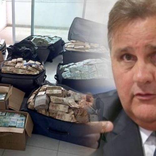 Geddel quer saber quem foi o dedo-duro do 'bunker dos R$ 51 milhões'; Fachin negou