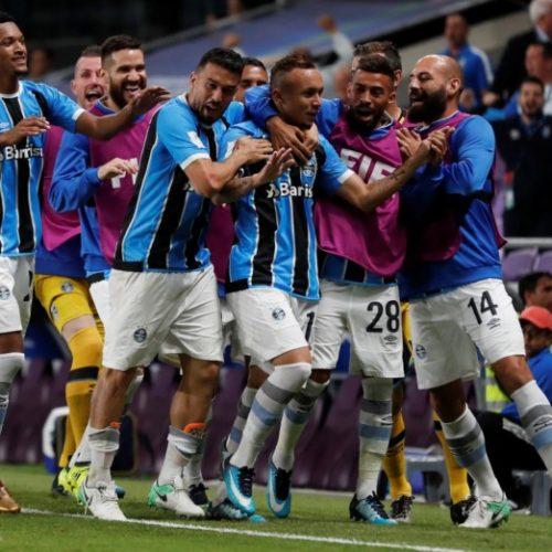Que emoção! Grêmio vence o Pachuca na prorrogação com golaço de Everton e vai à final do Mundial