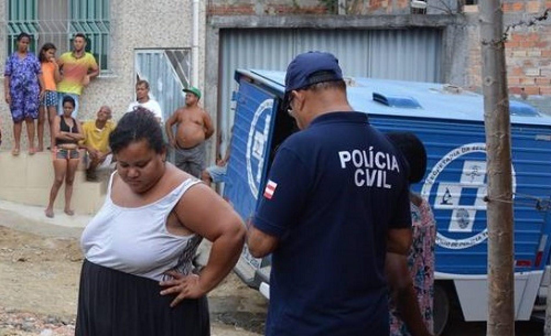 Itabuna: Homem é morto a pauladas e pedradas por ex-padastro