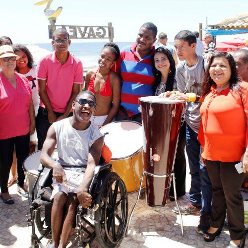 Lauro de Freitas homenageia os salva-vidas do município