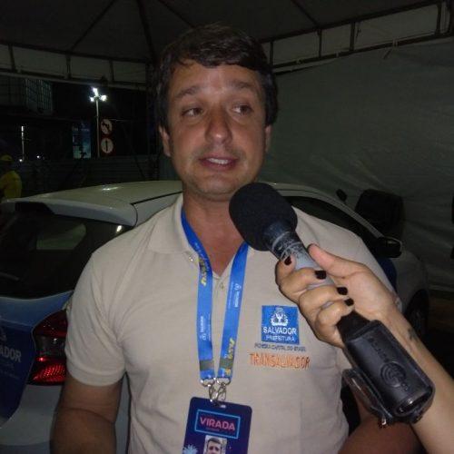 Sobra vagas no estacionamento do Festival, diz Fabrízio Müller