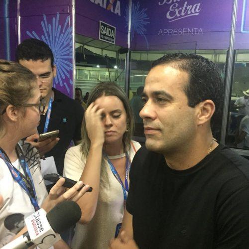 """""""Petistas sabem que se ACM Neto for candidato eleição está decidida"""", dispara Bruno Reis; assista"""