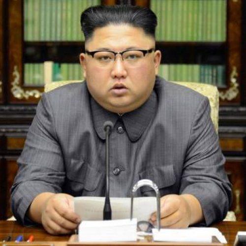 Kim alerta EUA e Coreia do Sul 'estamos prontos para a guerra'