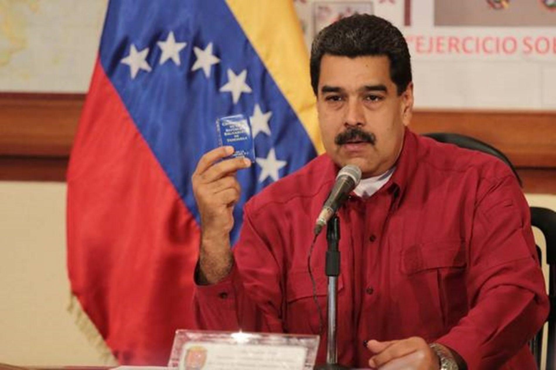 Maduro cria moeda virtual para furar bloqueio financeiro