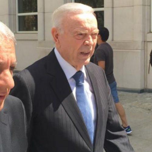 Marin é culpado de acusações nos EUA e promotoria pede prisão imediata