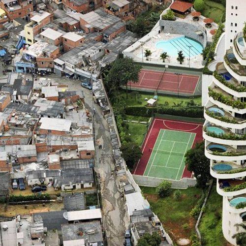 No Brasil, 55% da renda ficam com 1% da população, aponta estudo