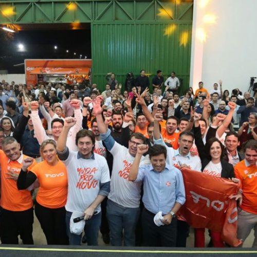 Partido Novo quer devolver ao Tesouro R$ 3 milhões do Fundo Partidário