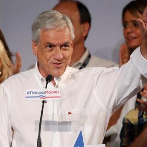 """Chile: Piñera anuncia que proporá grandes acordos para ser """"presidente de todos"""""""