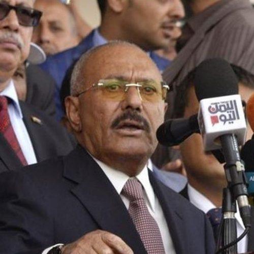 Rebeldes anunciam morte de ex-presidente do Iêmen