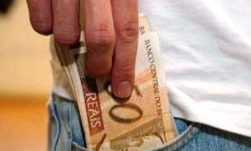 Salário mínimo será menor que o previsto para o ano que vem