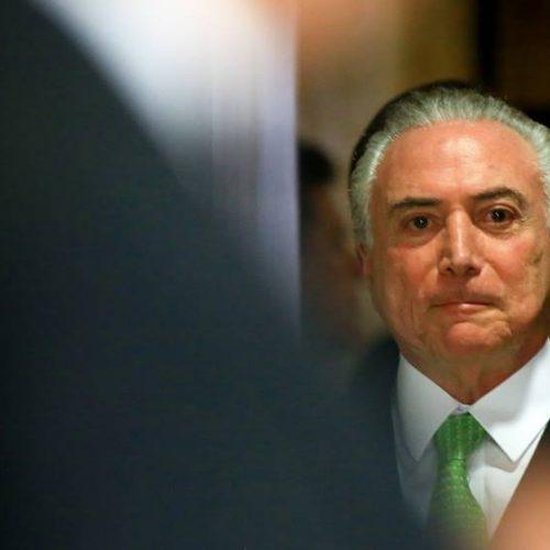 Após Planalto informar cancelamento, Temer recua e vai à convenção do PMDB