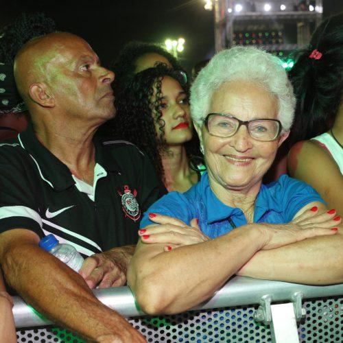 Terceira idade, que nada, elas querem é curtir o Festival Virada Salvador