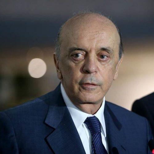 Serra pede exclusão de depoimentos em inquérito no STF