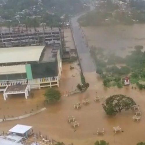 Tempestade tropical deixa centenas de mortos e feridos nas Filipinas
