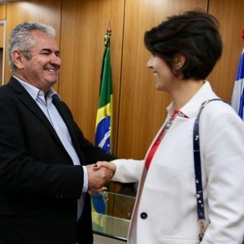 Coronel chama Manuela D'Ávila de futura presidente da República