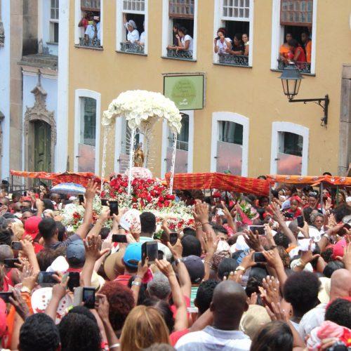 Festa de Santa Bárbara abre Calendário Oficial de Verão de Salvador