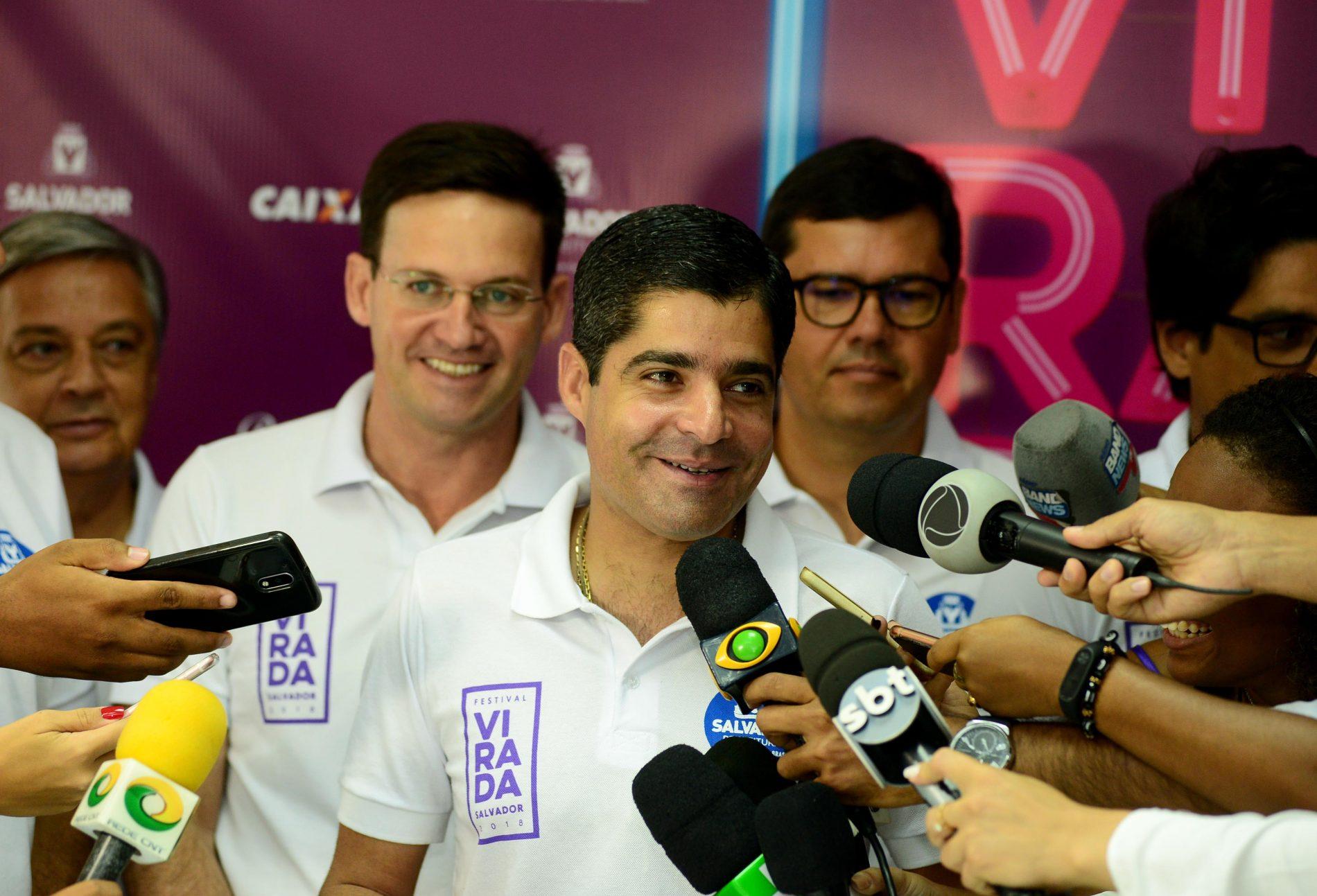 Festival Virada Salvador supera expectativas e reúne 2 milhões de pessoas na Boca do Rio
