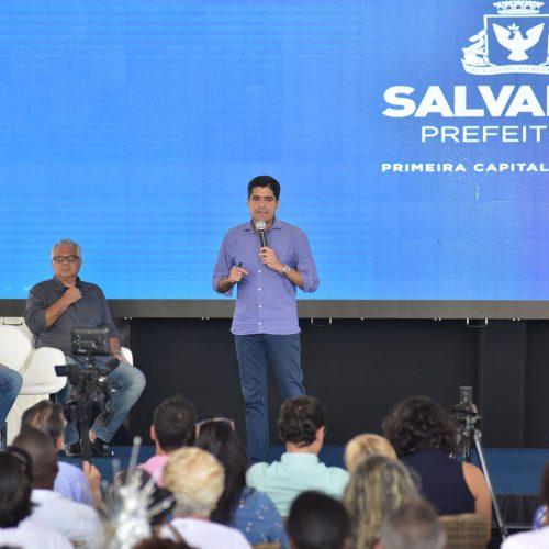 Prefeitura lança oitavo e último eixo do Salvador 360