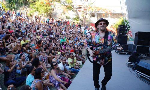 Geraldo Azevedo lota Parque Ecológico no penúltimo dia da Univerão