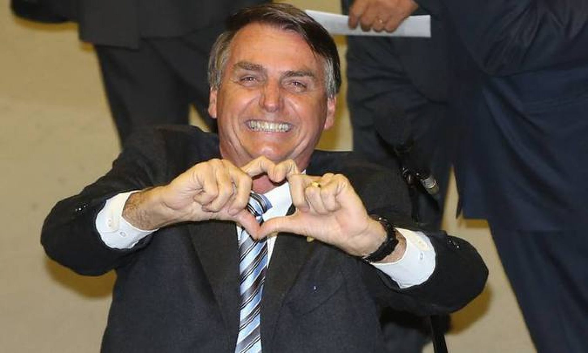 Bolsonaro diz que já mandou 'cartinha de amor' para Malta ser seu vice