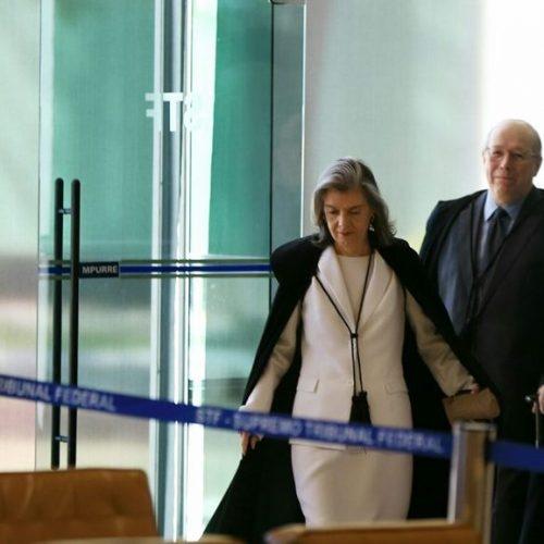 Cármen Lúcia nega seguimento de habeas corpus a favor de Lula no STF